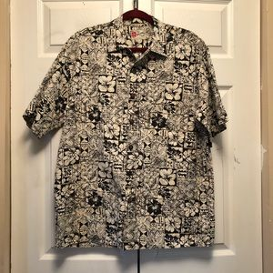 Hilo Hattie Hawaiian Shirt - Made in Hawaii